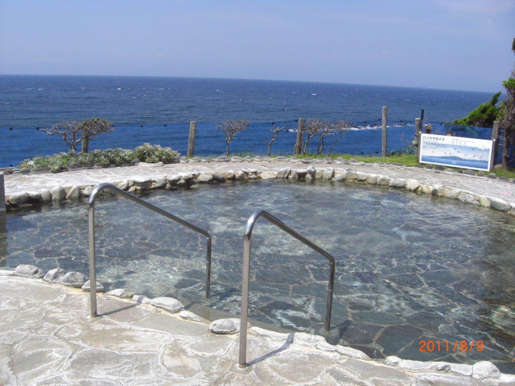伊豆大島 浜の湯